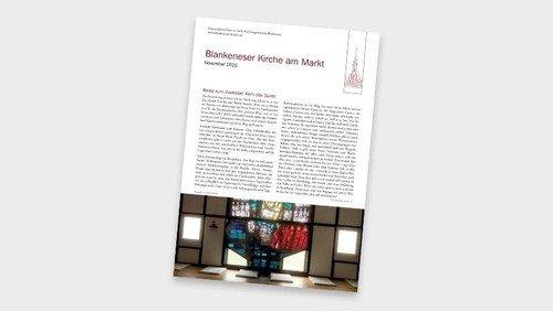 Neu: Gemeindebrief für November