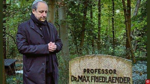 Neonazi-Grab: Erinnerungsstätte für Max Friedlaender geplant