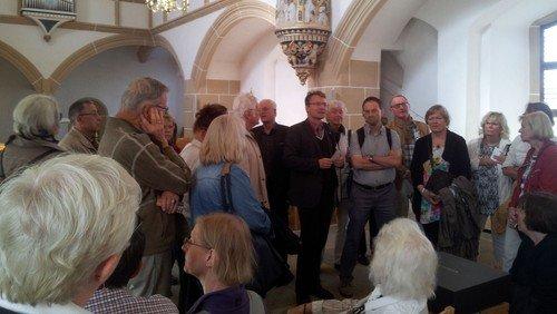 Kunsthistorische Exkursion nach Wittenberg und Torgau