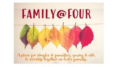 Family@Four - Halloween