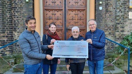 30 000 Euro für die Ökumene!