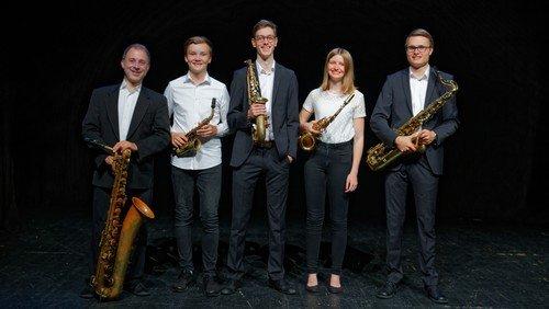Musik für Saxophon und Orgel in der Kreuzkirche