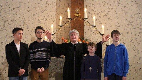 Amtszeit der Berliner Schülerbischöfe endet