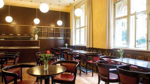 Offenes Café