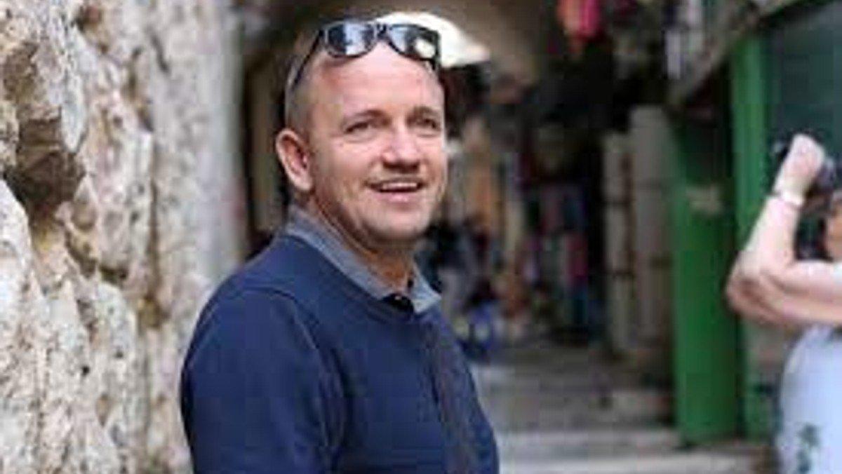 Hvidebækaften Israel og Palæstina i Ubby Forsamlingshus