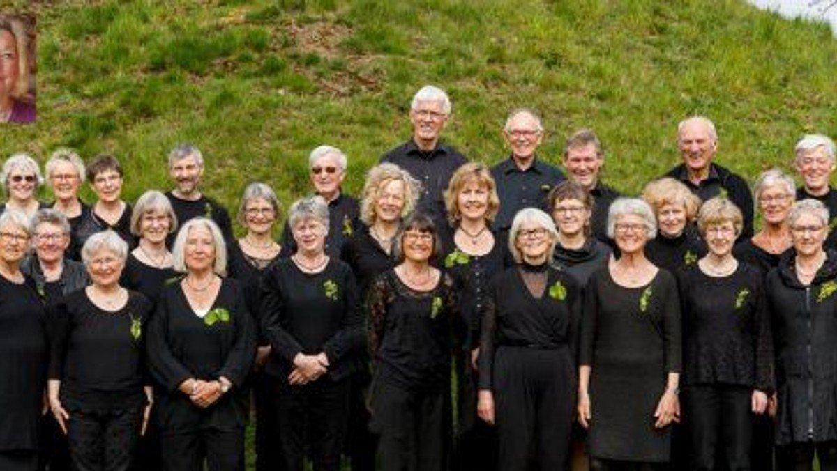 Koncert med Tolstrup Koret i Store Fuglede Kirke