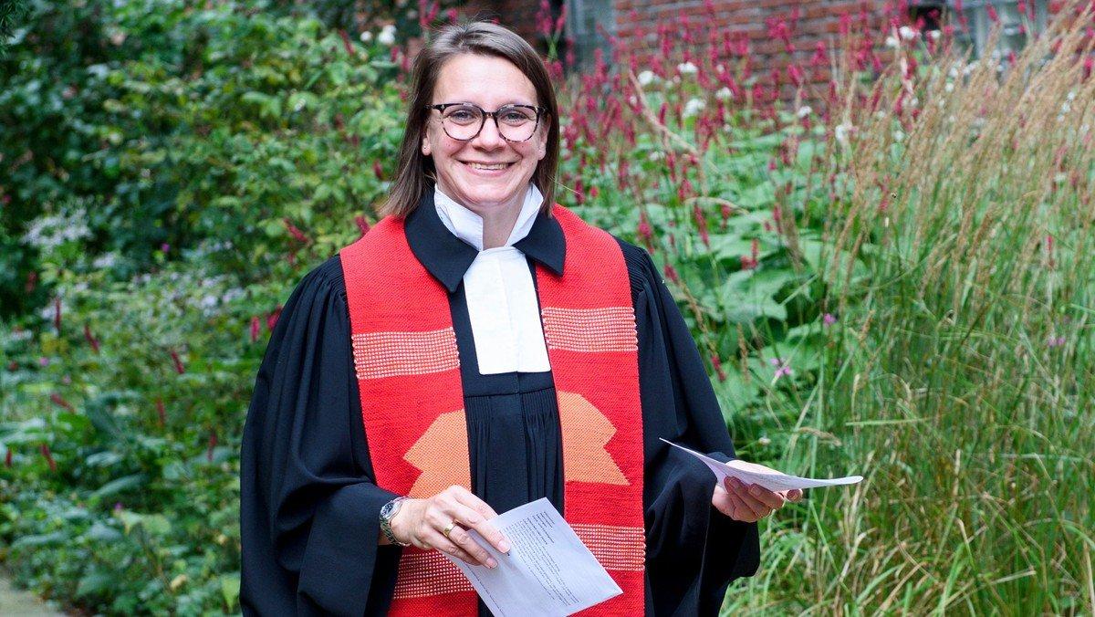 Gottesdienst am Reformationstag mit Einführung von Pastorin Sandra Peters-Hilberling