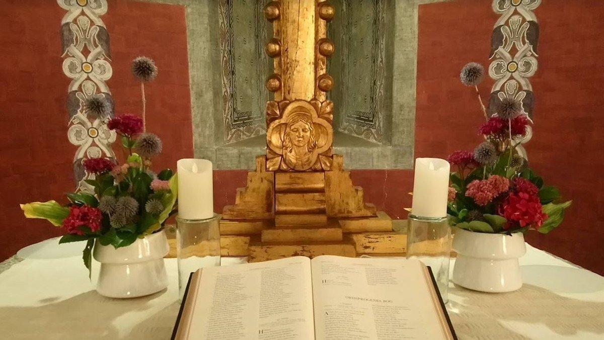 Gudstjeneste 17.s.e.Trinitatis Sogneudflugt efter gudstjenesten