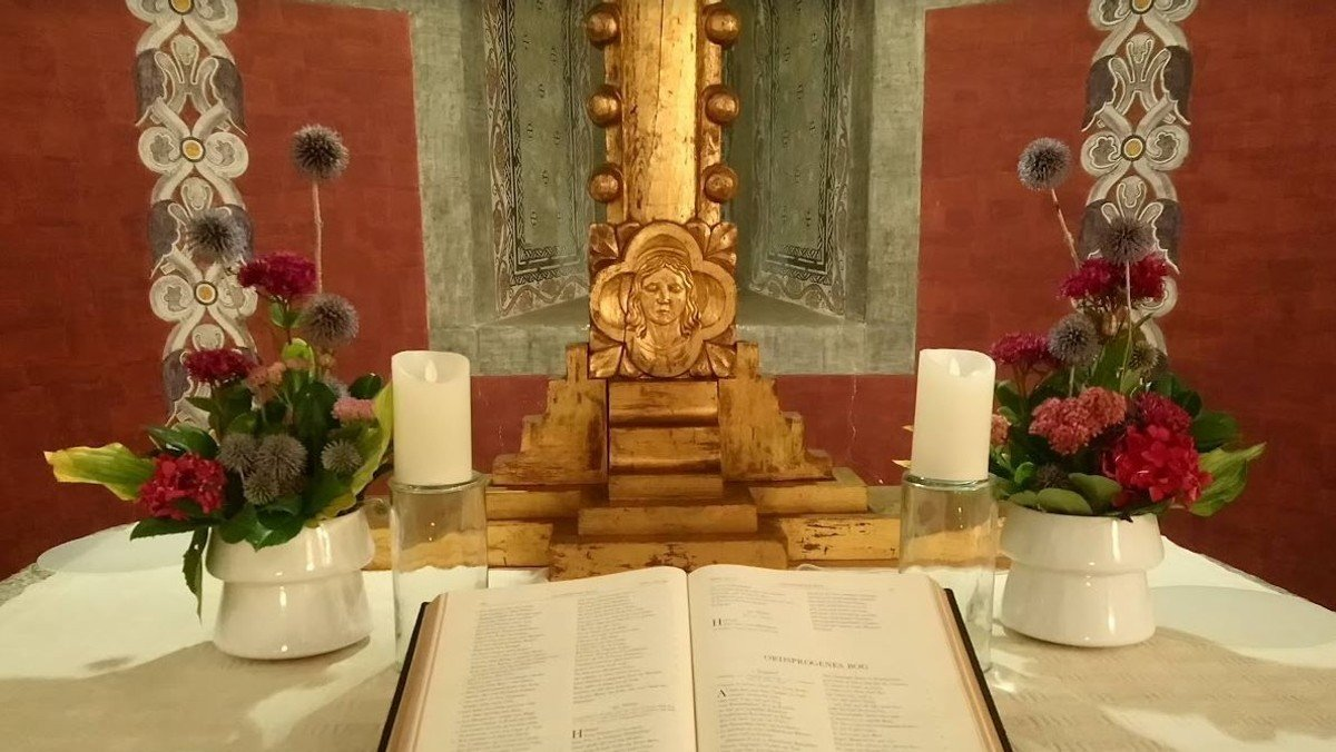 Gudstjeneste 21.s.e.Trinitatis