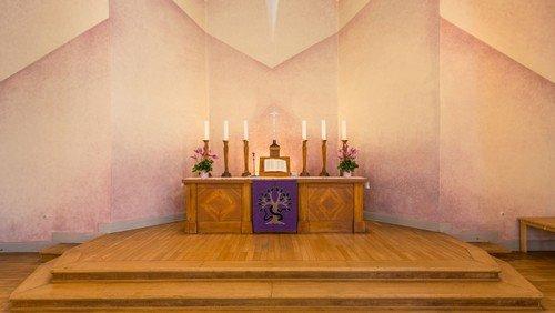 Licht und Klang - die meditative Andacht am DONNERSTAG!!!