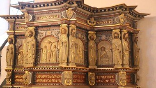 Gudstjeneste 22.s.e.Trinitatis