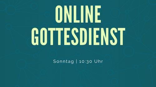 Online Gottesdienst
