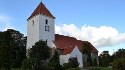Høstgudstjeneste i Alstrup Kirke