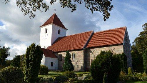 Gudstjeneste i Alstrup Kirke