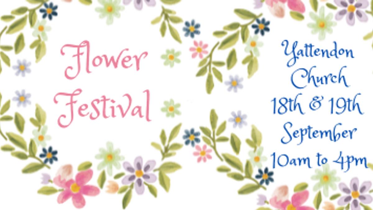 Yattendon Church Flower Festival
