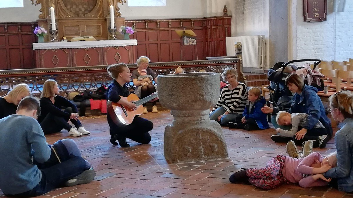 Krea-dag: Musikalsk krea-dag