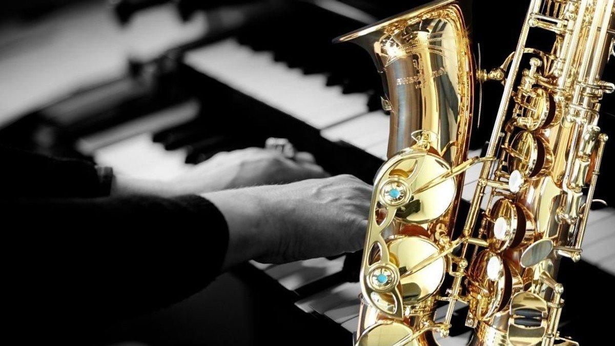 Konzert mit Orgel und Saxophon