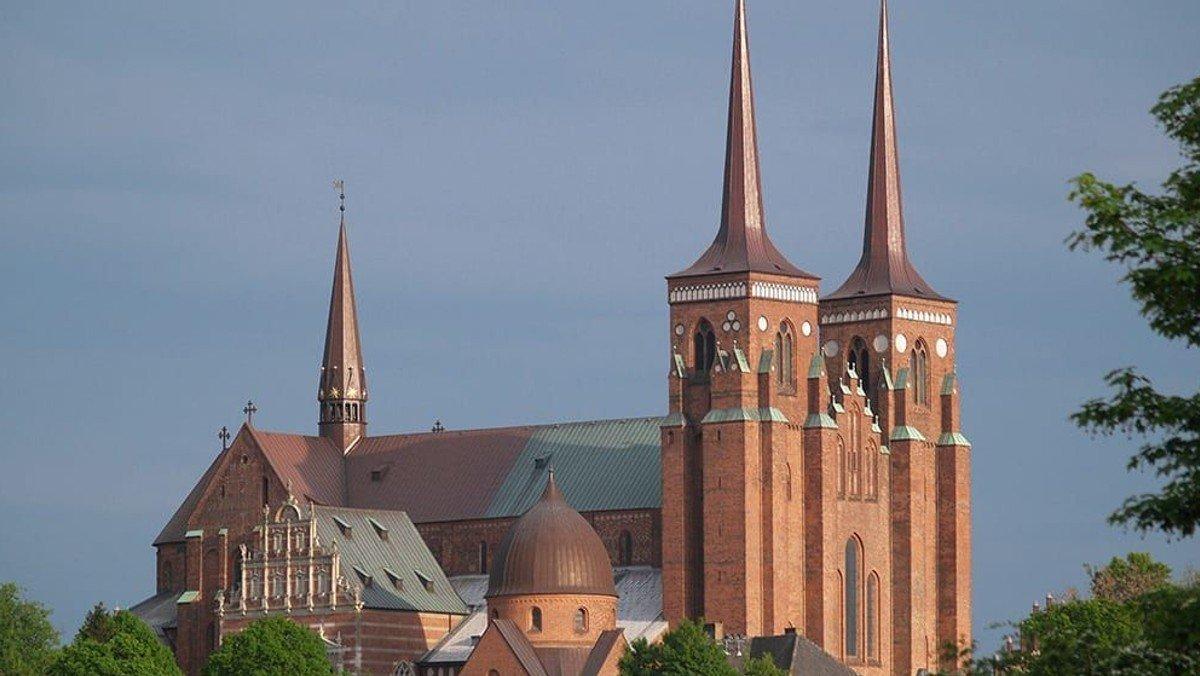 Ordination i Roskilde Domkirke