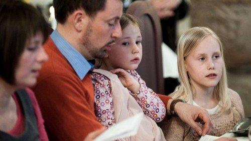 Børne- og familiegudstjeneste