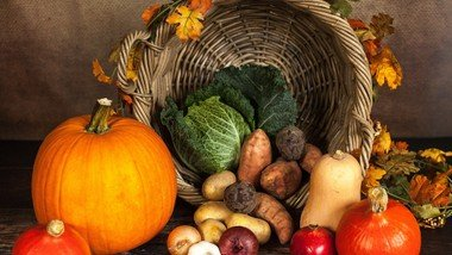 Harvest Communion for all