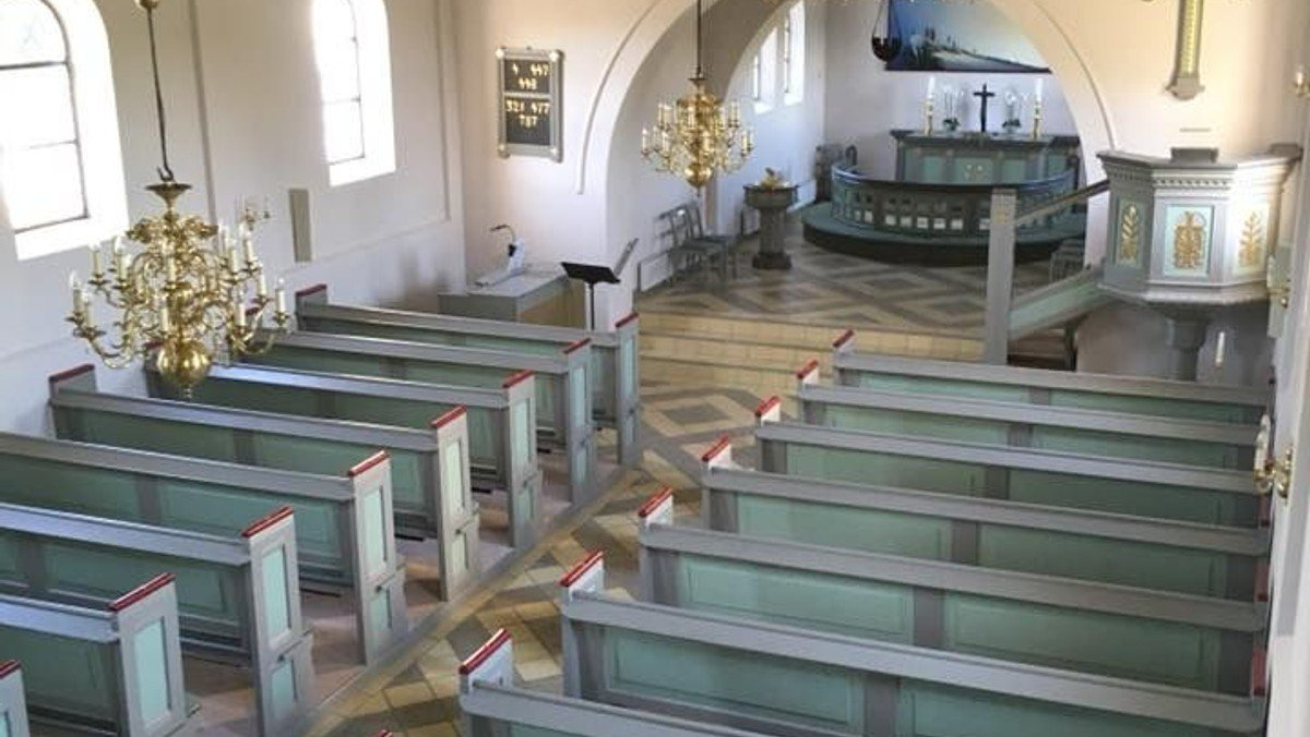 Gudstjeneste i Gudumholm Kirke 10:30