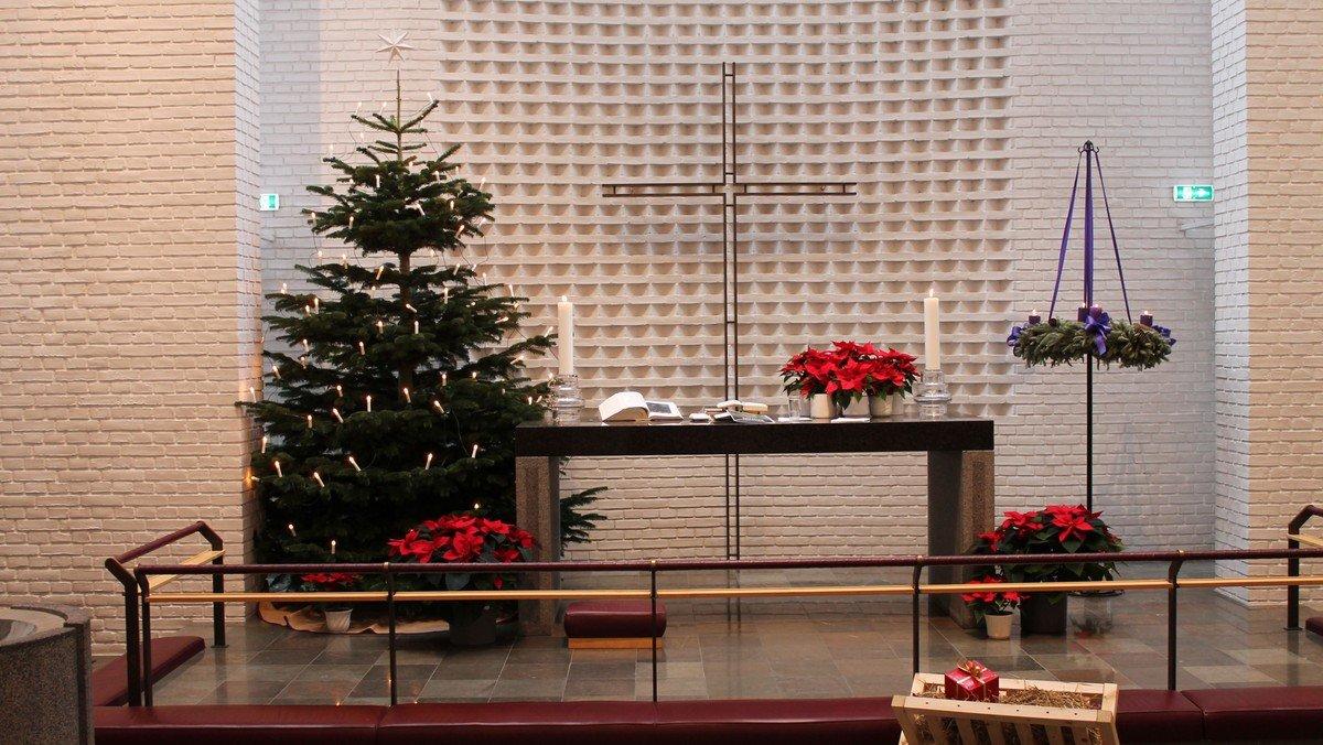 Julegudstjeneste ved Flemming Bak Poulsen