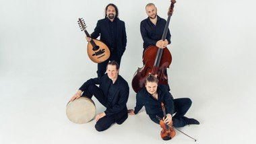 Konzert Ajam Quartet