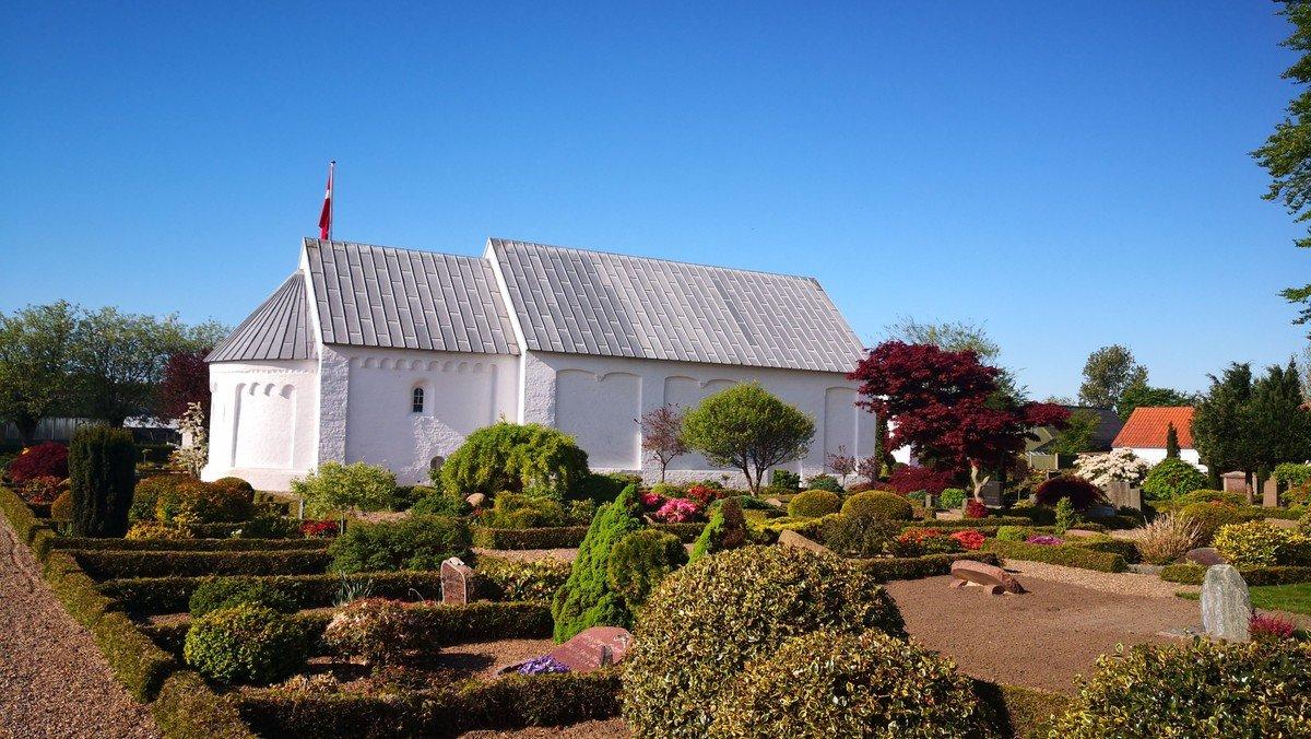 Juledagsgudstjeneste i Ørum Kirke