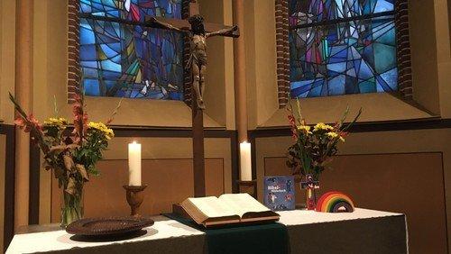 Gottesdienst mit Abendmahl in der Magdalenenkirche