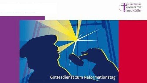 Reformations-Gottesdienst in der Magdalenenkirche