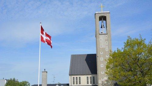 Festgudstjeneste  og reception - kirkens 60-års jubilæum