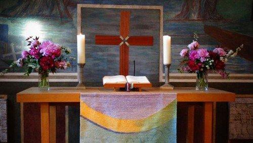 Gottesdienst mit Gedenken der Verstorbenen in Konradshöhe