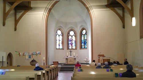 Gottesdienst mit Taufmöglichkeit in Waidmannslust