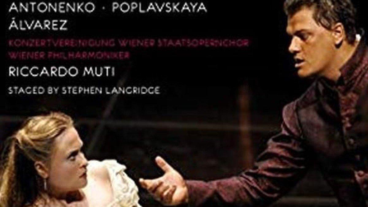 """PP3 Opera - """"Otello"""" (Mutti - 2008)  (E) 133 mins"""