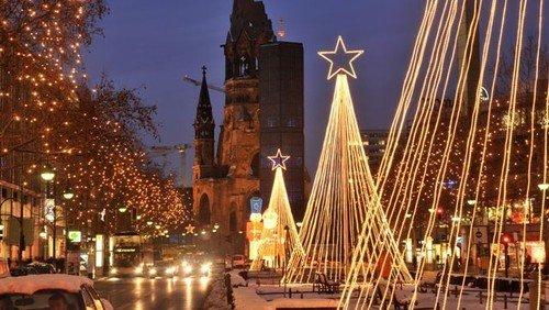 Schaustellergottesdienst zum Weihnachtsmarktbeginn
