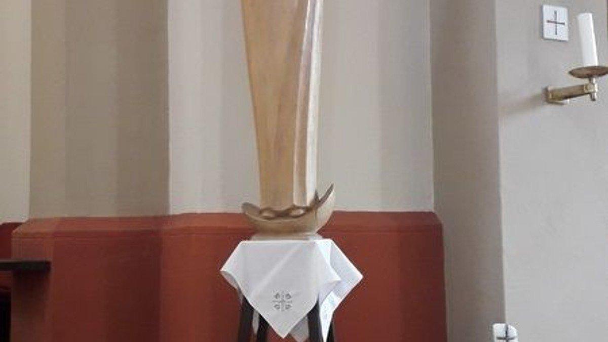 Rosenkranzgebet in Salvator, Anklam