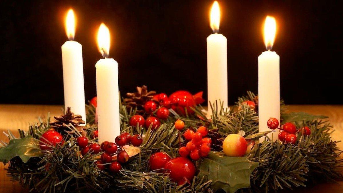 4, søndag i advent - julens poesi