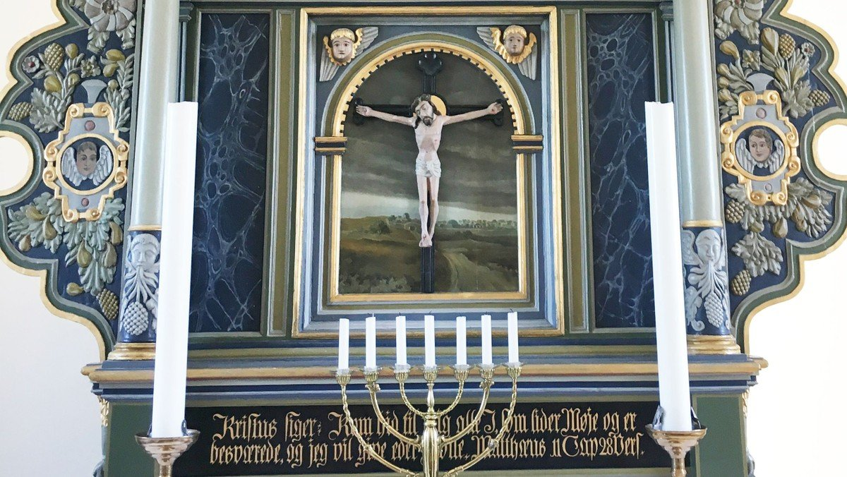 Højmesse i Udby - 20. søndag efter trinitatis