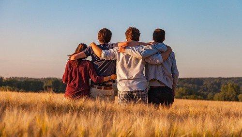 Herbstfahrt nach Vietmannsdorf für Jugendliche von 14 - 24 Jahren