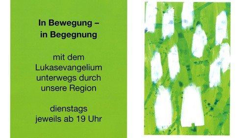 Bibelwochen der Region Fürstenwalde - Heilen und Danken