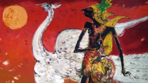 Kunstmarkt  zugunsten von Projekten für Migrant*innen und Flüchtlinge
