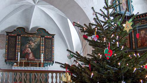 Julegudstjeneste i Storvorde Kirke