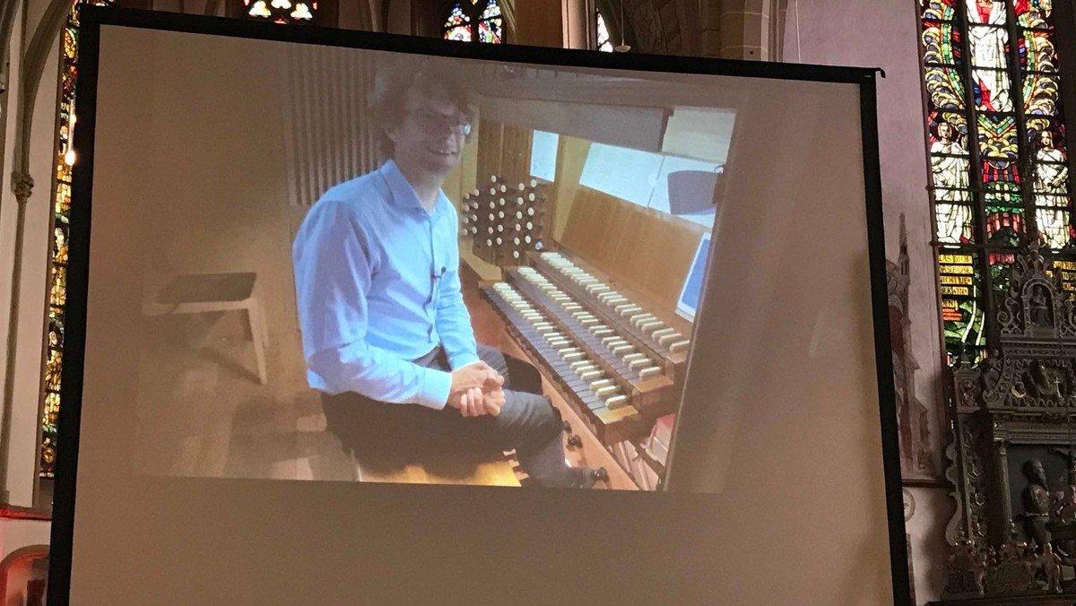 Lemgoer Orgeltag; Orgelführung mit Kantor Frank Schreiber
