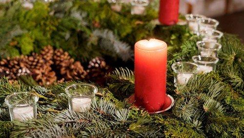 Weihnachtsoratorium von J.S. Bach, Teile 1-3