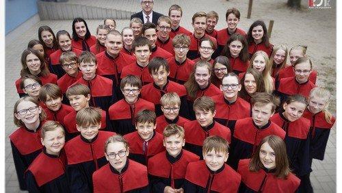 Adventskonzert der Frankfurter Kinder- und Jugendkantorei