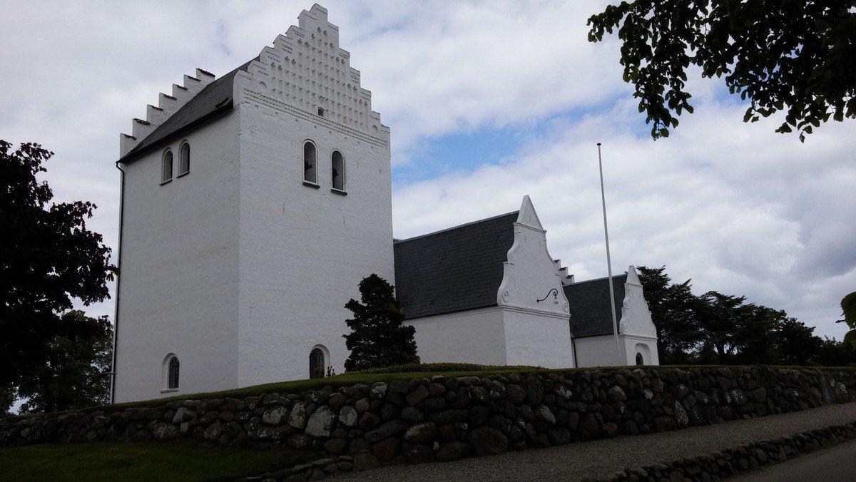 Allehelgens gudstjeneste Ålsø