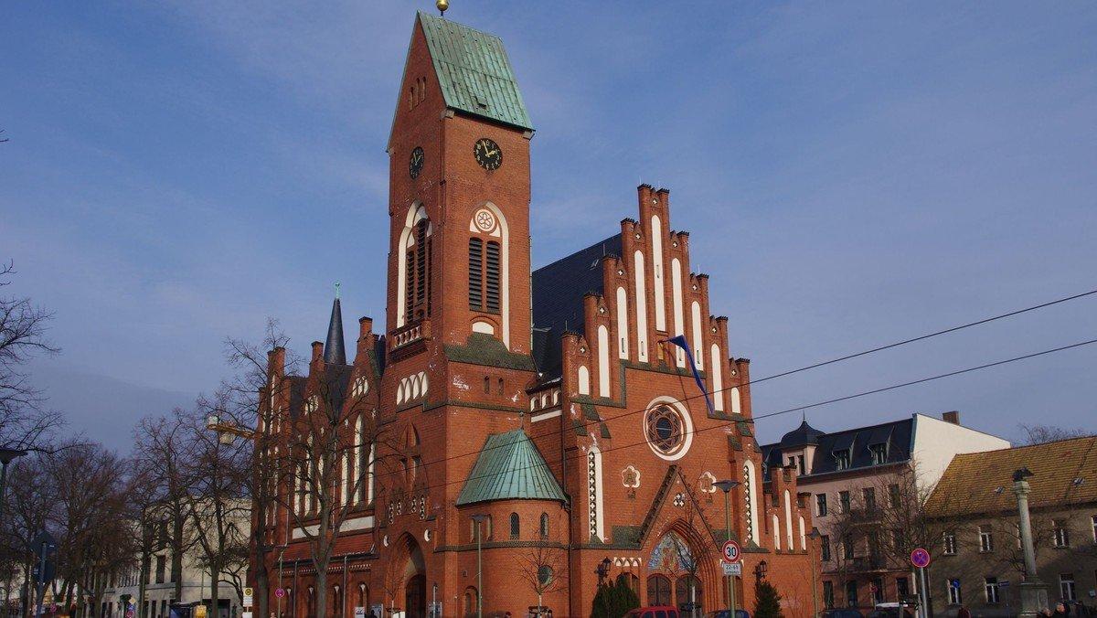 Orte der Besinnung und Meditation – Ein Spaziergang zu den kirchlichen Orten in Friedrichshagen