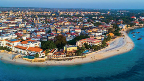 Vores tid på Zanzibar - et foredrag med Hannah og Daniel - ingen tilmelding, gratis adgang