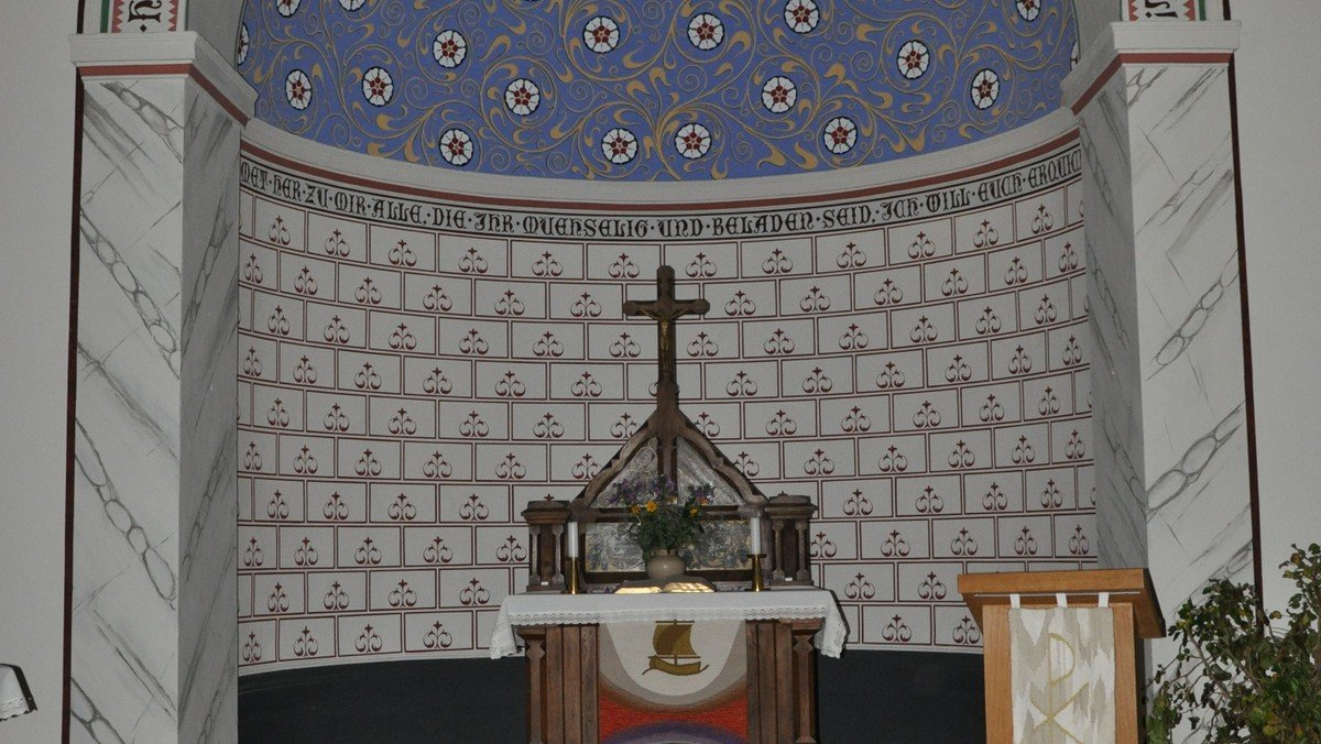 Gottesdienst in Spreenhagen