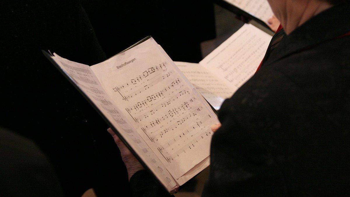 Probe Claudius-Chor